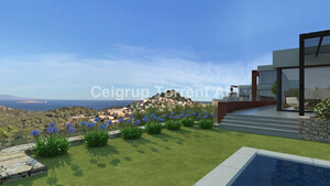 Exclusive villas with private swimming pool, overlooking the coast for sale in Begur - Ceigrup Torrent